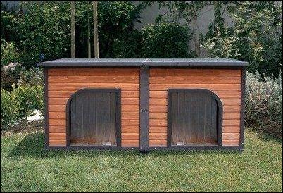 Royal Prefab is  Largest Dog House/ Dog Kennel Manufacturer in Delhi. We supply all over India with 10 days of Order. Our Wooden Dog House are in Hard Wood..  Price Range 32000.00 to 45000.00 Ready made & Moveable. - by Wooden Home Manufacturer Call us  +91 9891300100 / For More Visit Us: www.woodenhomeindia.com, Delhi