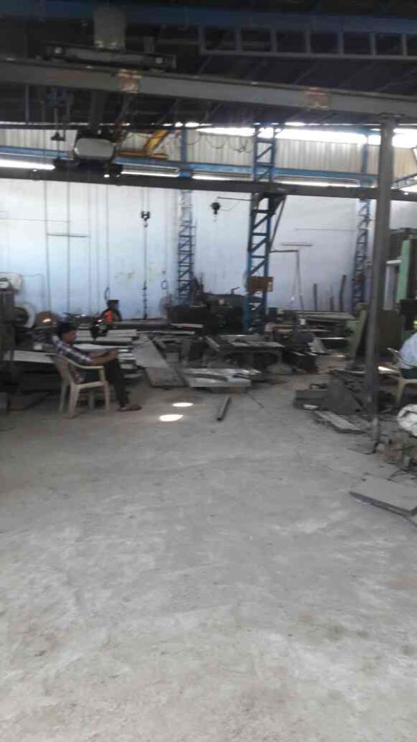 This is my factory in vatva gidc pahse 3 - by Brahmani Steel Corporation, Ahmedabad