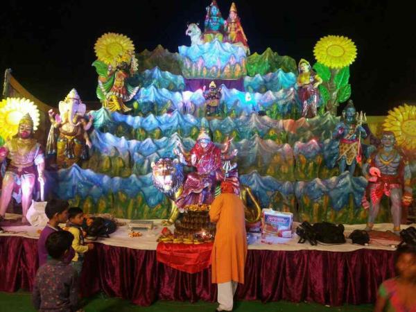 ashok ge ashok jagran 10 3 16 - by Mata Ka Kirtan, Delhi