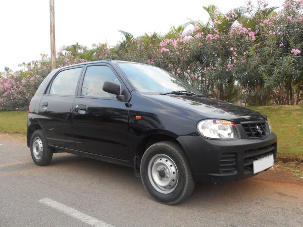 Maruti Alto LXi, Dec-2012, Black Colour, Single Owner, 14oookms, Well maintained , insurance Valid till Dec-2016, for more details call us or walkin for test drive at our store, Madhapur, Hyderabad. - by Honda Auto Terrace, Hyderabad