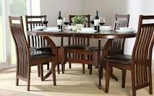 dining tables available with customer choice design - by Royal  Furnitures, Indira Nagar, Near Raymond Showroom, Dilsukhnagar, Hyd