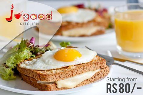 Online order for Breakfast starts @ just 80/-  If You Looking for Breakfast Online Kindly contact on http://jugaadkitchen.com/ or Call on -9871241430, 9958920104  - by Jugaad Kitchen, Gurgaon