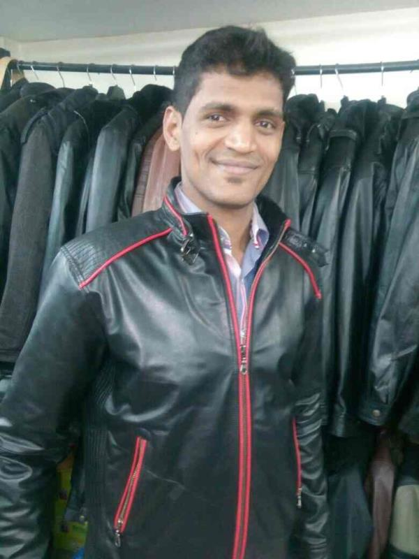 Men's Jackets - by Comfort Thermals & Leathers, Chennai