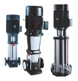 Vertical multistage stainless steel centrifugal pump: •  Applications •  Water supply of boilers & condensate system •  Cooling & air-conditioning system •  Water treatment, reverse osmosis system •  Industrial cleaning system •  Municipal  - by Pumps Care Technology, Coimbatore