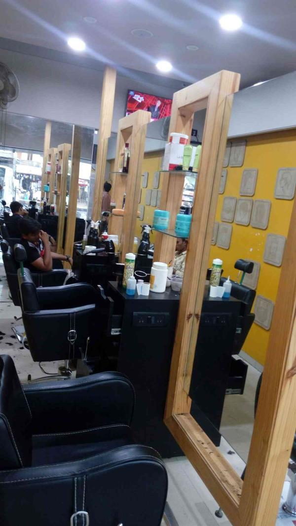 one of the best salon in Vadodara welcome you. - by X One Salone, Vadodara