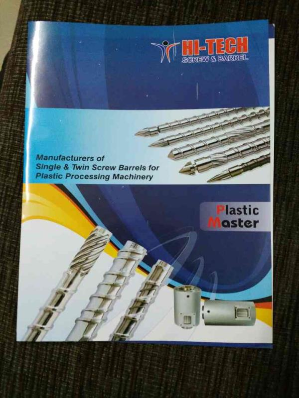 we are leading screw barrel manufactured in AHMEDABAD - by Hi Tech Screw Barrel, Ahmedabad