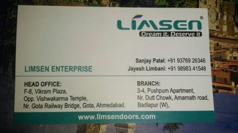 our profile  - by Limsen Enterprise, Ahmedabad