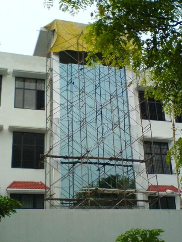 Structural Glazing in Ludhiana - by R S Fabricators, Ludhiana