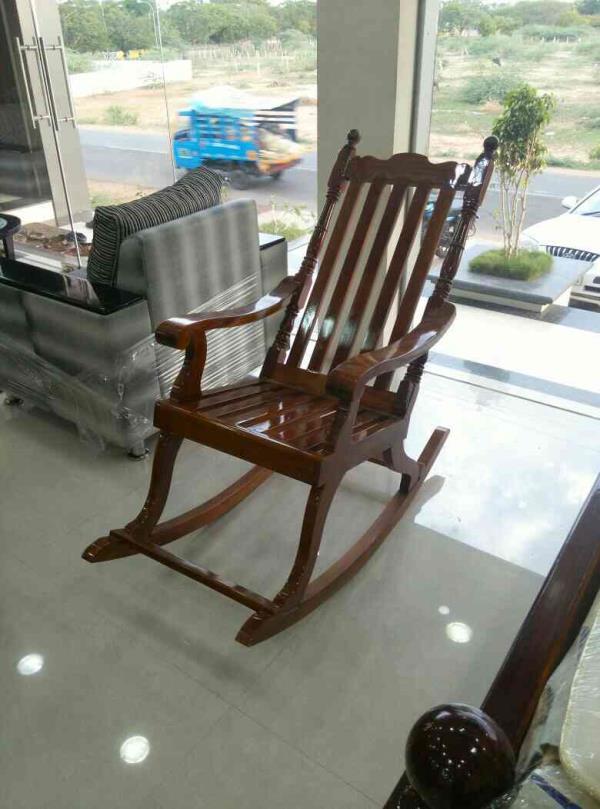 Best Wooden Chair Furniture - by Guru Furniture, Madurai