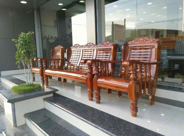 Best Imported Wooden Chair  - by Guru Furniture, Madurai