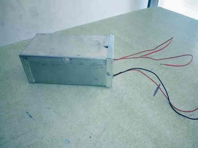 New product  Aluminium SMS 12v 10amp - by Perfect Electronic, Rajkot