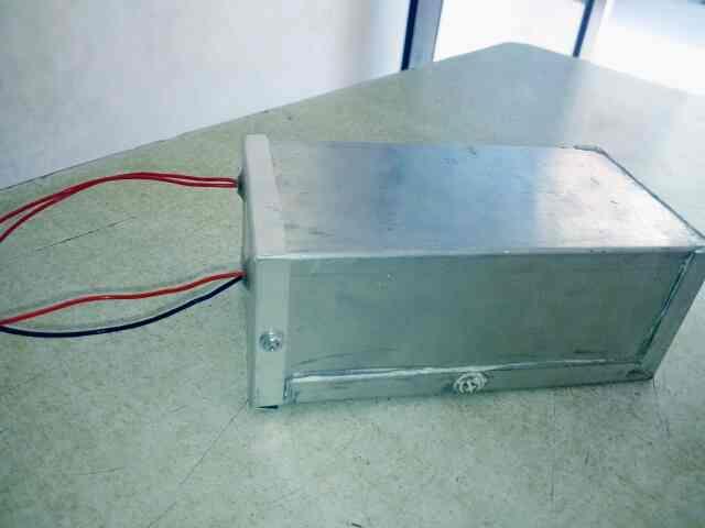 12v -10amp Aluminium smps - by Perfect Electronic, Rajkot