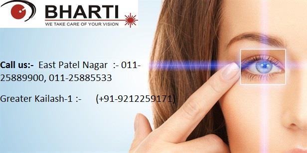Lasik eye surgery in delhi  Bharti eye hospital provide best lasik eye surgery in delhi with latest technology LexSx via expert doctor.   More info to visit at http://www.bhartieye.com/  http://www.bhartieye.com/lasik-eye-surgery.html - by Bharti Eye Foundation, 011-25889900, Delhi