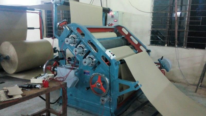 Best corrugation machine mfg in Kolkata - by Easy Packaging Machinery, Kolkata