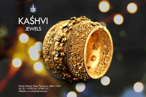 Best Jewellery Shop in Pitampura  Jewellery beautifies a person's beauty with glow of silver and gold. Beautify yourself. Come to us.  For more info: http://kashvijewels.com/ - by Kashvi Jewels - Best Jewellery Shop, Delhi