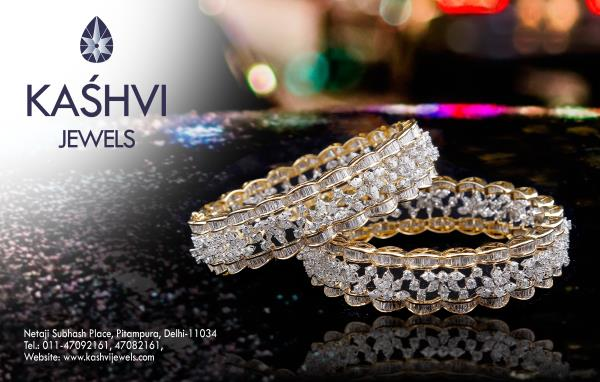 A piece of jewellery can bring you luck, give you energy and make other sit up and take notice!  For more info: http://kashvijewels.com/  Kashvi Jewels - Top Jewellery Shop in Pitampura - by Kashvi Jewels - Best Jewellery Shop, Delhi
