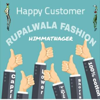 Happy Customer  - by RUPALWALA FASHION, Himatnagar