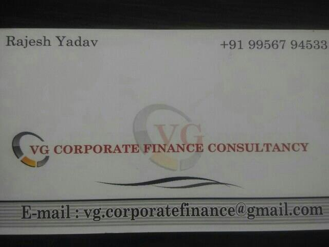 VG #Corporate Finance Consultancy # Project Loan Consultancy # SME loan Consultancy # Government Subsidy on Loan Consultants for Ahmedabad and Lucknow. - by VG Corporate Finance Consultancy, Ahmedabad