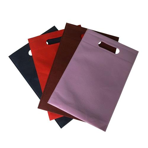We are counted among the renowned manufacturers and suppliers of wide range of d-cut bags. Our bags are dimensionally accurate, water resistant and have high strength. They are manufactured using optimum quality raw material produced by our - by Vishal Synthetics, Kadi