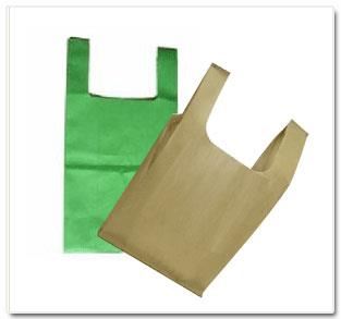 We provide Non Woven Carry Bags in the global market. The Non Woven Carry Bags, we offer, are made using quality material. Ideal to be used for shopping purpose or for carrying different goods items, these Non Woven Vest Bags are demanded w - by Vishal Synthetics, Kadi
