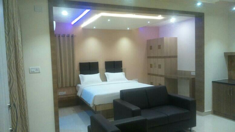 Best apartment hotel near koramangala  - by Vijayadri Exotica, Bengaluru