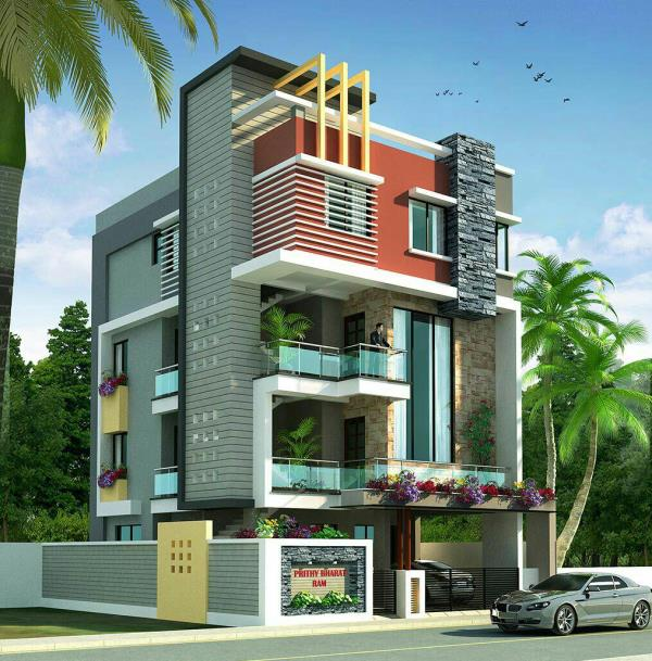 Architectural Projects in Bnagalore - by CV Architects, Bangalore