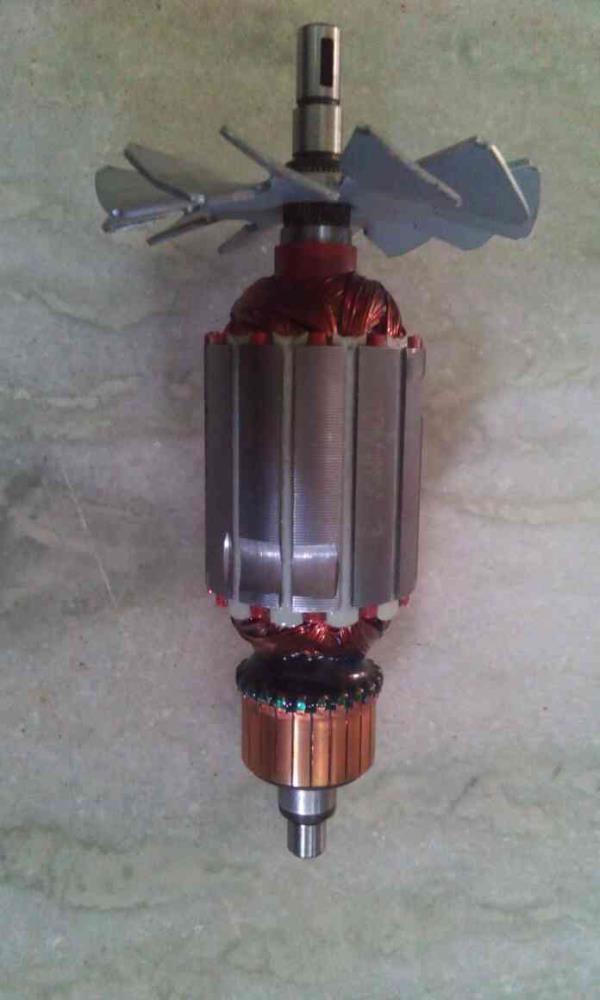 we are providing all types of armature and other power tools. - by Kedar Power Tools, Vadodara