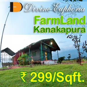 Farmland near Bangalore  http://divinedevelopers.co.in/farmland-projects - by Divine Developers, Bengaluru