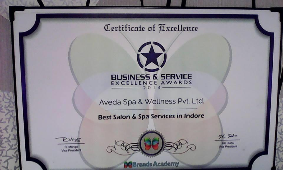 certified spa in indore certified spa in bhopal certified spa in gwalior - by Aveda Spa & Wellness, Indore