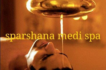 Indian traditional massage ) Ayurvedic massage, Shirodhara, Abhayangam, pizhichil, uzhichil, Elakizi (potli sweda), swedana, (Herbal Steam Bath, Sauna Bath), Sparshana signature massage (A complete package) - by Sparsahana Medi SPA, Udaipur