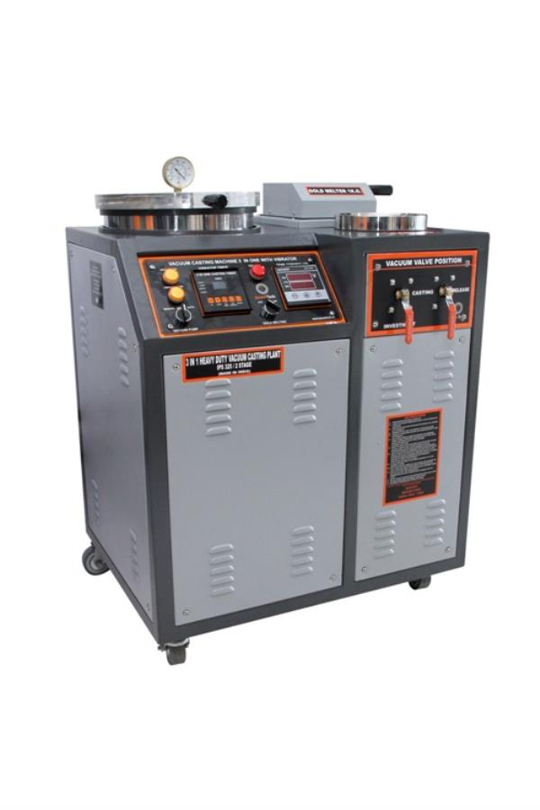 3-IN-1 CASTING MACHINE  SKU: 3I1CM-RVC01.   for more details visit http://jeweltech.in/product/3-in-1-casting-machine/ - by Jewel Tech, Ahmedabad