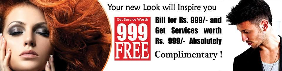 """Wow! amazing offer is going on.Visit Us to get the most of it. """"Best Spa and Salon"""". - by Mark Signature Look, Visakhapatnam"""