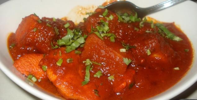 "What's #GoanFood without authentic ""Goan Fish Curry""? Get yourself Mesmerized @Cozinha De Goa. - by Cozinha De Goa, Visakhapatnam"