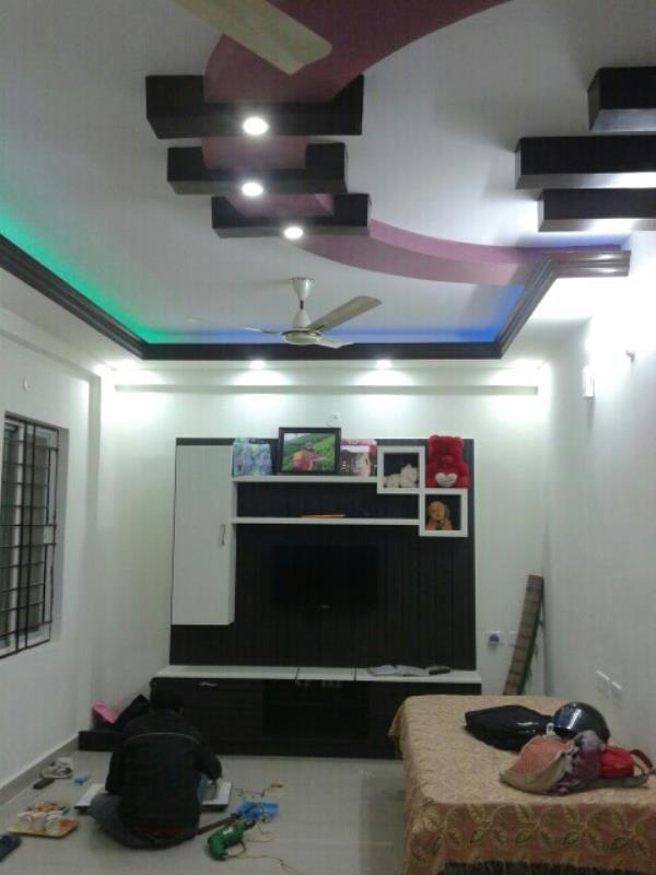 Design your Wall Unit with Guru Interior. Best Design Best Work. - by Guru Interior, Bangalore