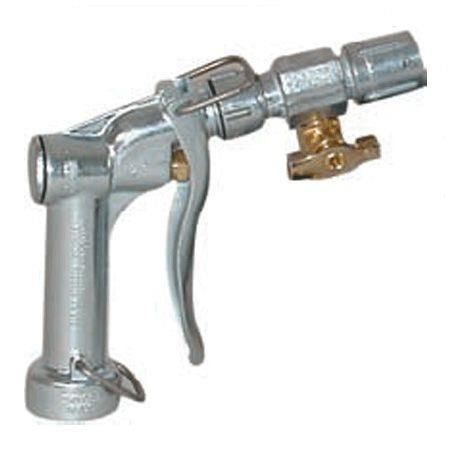 HYDRO WASH GUN:- For pre and post rinsing of parts using either the water-wash or postemulsifiable processes.Air injection boosts velocity to permit faster rinsing of hollow or rough-surface parts.Advantageous for areas with low or fluctuat - by SQUAREMAG SYSTEMS, Hyderabad
