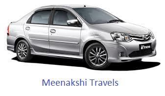 best car rental service in Mahim - by Meenakshi Travels, Mumbai