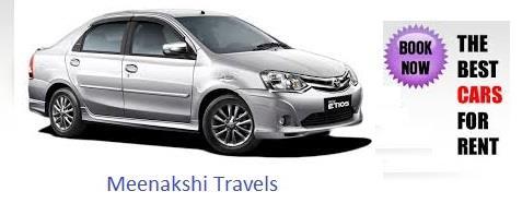 Rent a car in mahim  - by Meenakshi Travels, Mumbai