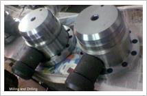 Milling & Drilling Mandrels  We manufacture the best Milling and Drilling Mandrels that are used for all kinds of finish milling and drilling applications.  Ensures smooth finish Attains the best possible position error Increases productivi - by Concept Engineers, Bengaluru