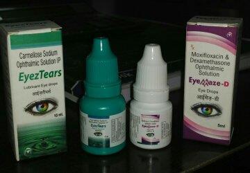 Eye Drop - by Mediganza Healthcare, Mohali