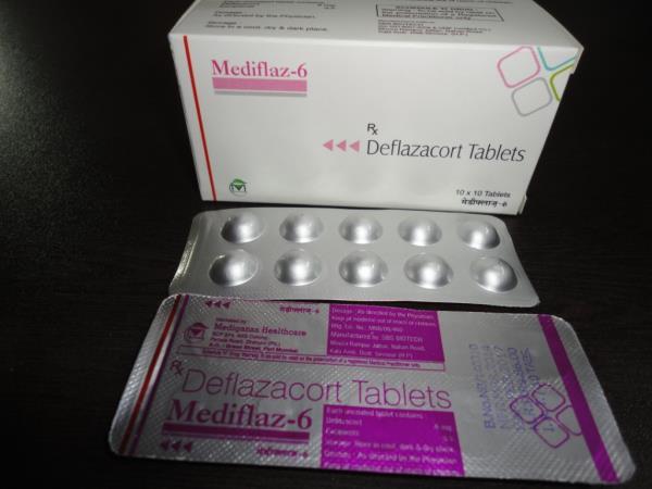 Mediflaz-6 (tab) - by Mediganza Healthcare, Mohali