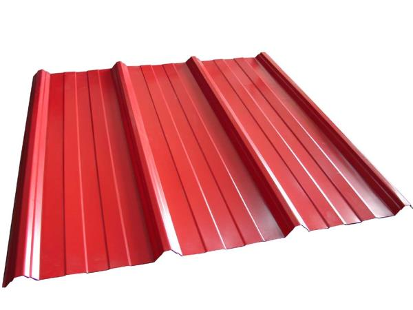 """Color Coated Roofing Sheets"" are made of metals like Steel, Aluminum or Alloys on which a thick layer of color is coated over the whole surface. The colors used in these sheets are opaque to light rays and have excellent reflective propert - by Visakha Roofing Industries 