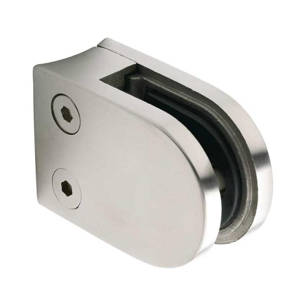 Stainless steel glass clamp manufacturer in india  - by Stainless Glass fittings in india, West Delhi