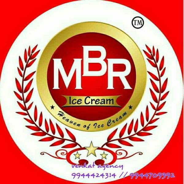 mbr icecream - by Venkat Agency, Coimbatore