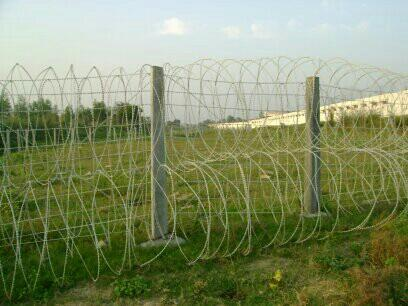 we are manufacturers of border fencing - by Sai Wire Manufacturing Pvt Ltd , Delhi