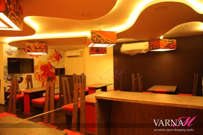 Best Interior Designer For Restaurants - by Varnam Interior 8754010234, Madurai