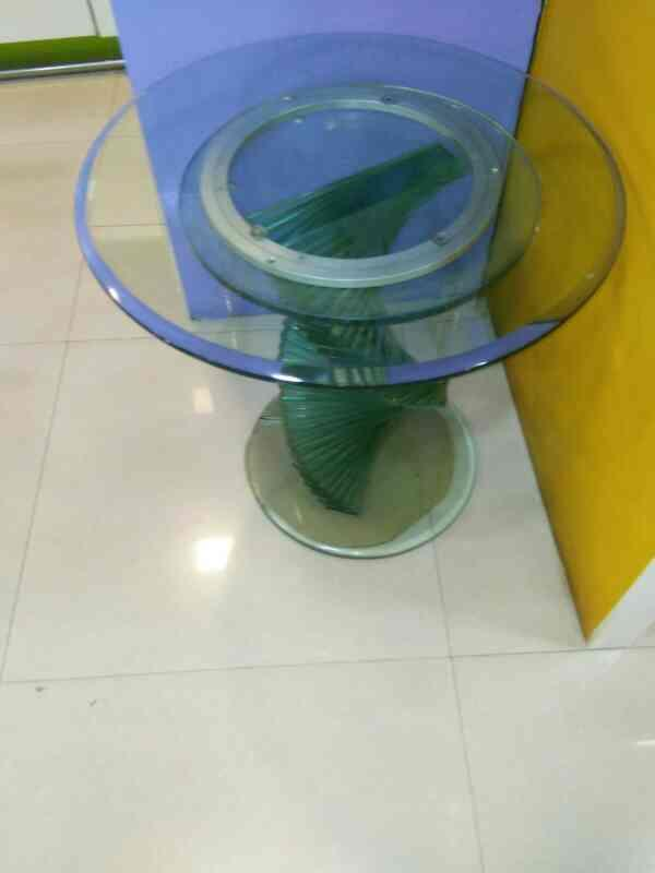We also deals in various kinds of glass furniture - by Yadav Glass Co., Noida