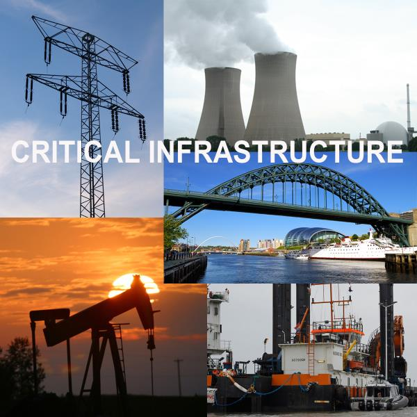 IT Disruptions at Critical Infrastructure Installation sites can result in economical, health and financial issues. - by Tech Controls | Risk Advisory Services in Delhi, Delhi