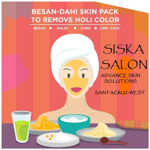 TAKING CARE OF YOUR SKINS TIPS 2 - by Siska Salon, Mumbai