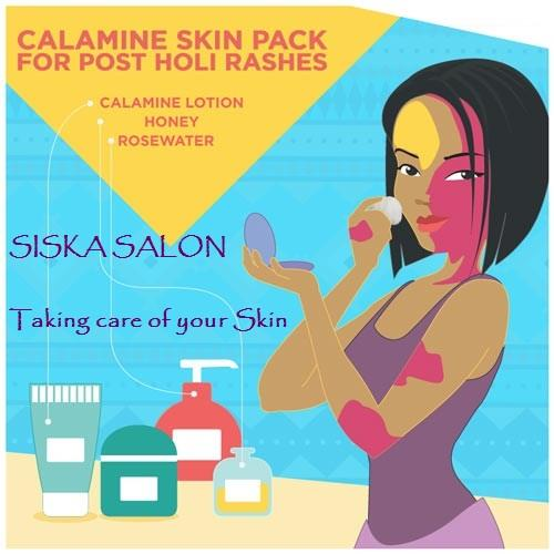 TAKING CARE OF YOUR SKINS TIPS 3 - by Siska Salon, Mumbai
