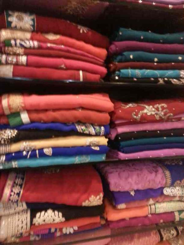 Designer Sarees In Chennai  We are Best Designer Sarees suppliers in ChennaI.Ans we have all kind of sarees available.. - by Kataria's Selection, Chennai